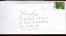 Netherlands 1993 Cover To Germany #C14450