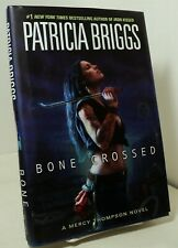 Bone Crossed by Patricia Briggs - First edition - 2009