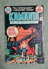 Kamandi Last Boy on Earth 20 VF 8.0 Kirby art Bronze Age DC Comics