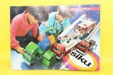 Siku Catalogue 1993/94