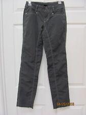 50% OFF KUHL Splash Straight Leg Size 2 Dark Gray Uberkuhl Stretch Fabric UPF 50