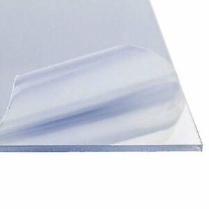 "Polycarbonate Sheet 3/8"" (.375) x 24"" x 48"" - Clear"