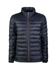 Tommy Hilfiger Mens Black Packable Down Jacket Size M L