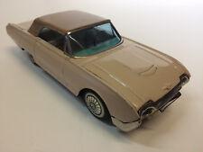 Bandai - Tin car 60's - Ford Thunderbird