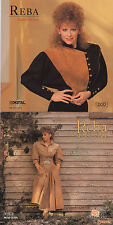"""REBA McENTIRE Lot 2 CDs-""""Whoever's in New England"""" and """"Sweet Sixteen"""" Free S&H"""
