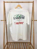 VTG 1997 Hanes Bobby Labonte Fan Club I Was There Short Sleeve 50/50 T-Shirt XL