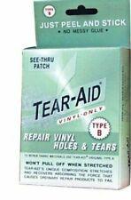 Tear-Aid Type B Vinyl Repair Roll - Swimming Pool Liner Apply Under Water 1.5m