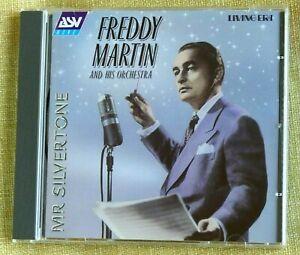Freddy Martin & His Orchestra - Mr Silvertone : 2001 ASV Living Era CD