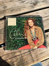 Celine Dion The First Time Ever I Saw Your Face RARE CD Single