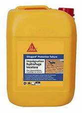 Sikagard Protection Toiture, Imperméabilisant, hydrofuge, incolore pour toitures