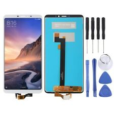 WHITE LCD Panel Screen Digitizer Full Complete For Xiaomi Mi Max 3