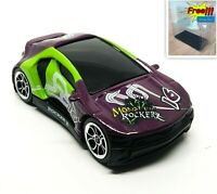 Majorette Monster Rockerz Concept Car Free Display Box