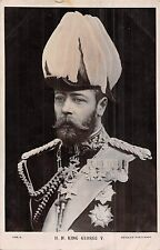 POSTCARD  ROYALTY    HM  King  George  V