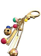 Auth LOUIS VUITTON Key Ring Bag Charm