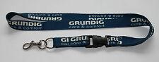 Grundig Care & comfort Portachiavi Lanyard Nuovo (t203)