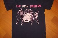 SPIDERS PUNK METAL     ' PRE OWNED ' shirt Sz SMALL