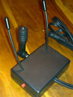 EVP Raudive Diode Receiver and Microphone for Paranormal Research Ghost Hunting