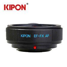 Kipon Auto Focus AF Adapter for Canon EOS EF Lens to Fuji X Camera X-E2 XT20 XH1