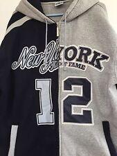 Vintage Mens New York Yankee Colored Bomber Style Jacket Hip Hop Street Wear