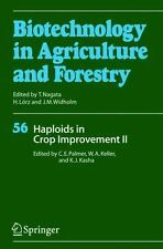 Haploids in Crop Improvement II Vol. II (2004, Hardcover)