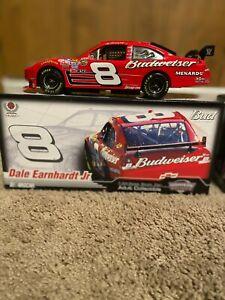 Dale Earnhardt Jr 2007 Budweiser COT 1:24 Diecast
