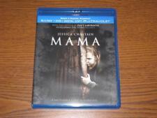 Mama (Blu-ray/DVD, 2013, 2-Disc Set)