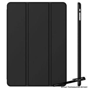Coque Smart Noir pour Apple iPad Air / Air 2 Etui Folio Ultra fin