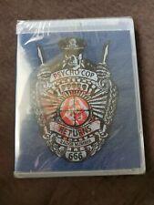 Psycho Cop Returns Blu-ray/DVD Vinegar Syndrome
