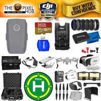 DJI Mavic 2 Zoom Battery with Accessory Kit Incl Aluminum Case Filter Kit + More
