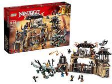 LEGO NINJAGO DRAGON PIT 70655 1660 pieces NEW SEALED
