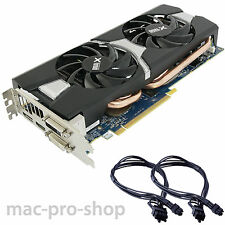 AMD RADEON R9 280X 3GB GDDR5 for Apple Mac Pro 1,1-5,1 Graphics Card-HD7970 chip