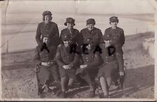 WW2 Ladiew Women NCO's & Other Ranks ATS Auxiliary Territorial Service on beach