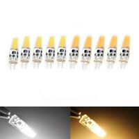 5pcs Dimmable COB G4 6W EPISTAR AC 12V LED Light Bulb Replace Halogen Lamp SW HL