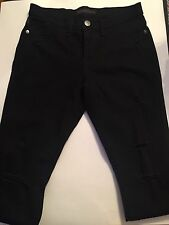 rock and republic kashmiere BLACK SKINNY JEANS NWOT Misses Size 8 Pants High End