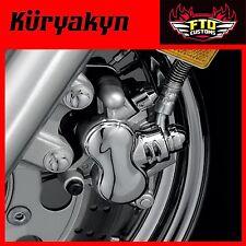 Kuryakyn Chrome Caliper Cover for Kawasaki, Suzuki & Yamaha 1294