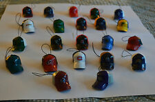 RARE 22 X DIFFERENT  NHL MINI CAP INCL CANADIENS WINGS OILERS BLUES AND MORE