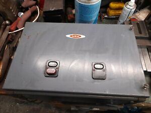 MEM Autoline Reverser 453 ALR. 415v forward, reverse contactor.