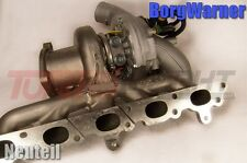 Turbocompressore Ford Focus II Rs 2,5 Litro 224 Kw - 305 Ps Motore Jzda Nuovo