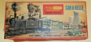 Triang Hornby OO Scale British Railways Car-A-Belle Set