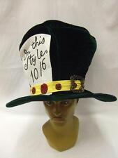 Giant Mad Hatter Hat ~ Alice nel paese delle meraviglie ~ con licenza ~ adulto ~ libro settimana