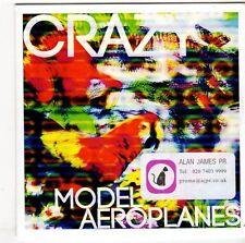 (EM730) Model Aeroplanes, Crazy - DJ CD