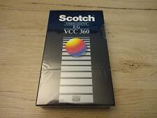 Unbenutzt Video2000 Cassette Scotch VCC 360  in OVP  12 Monate Garantie*