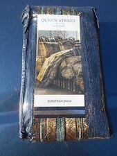 "J Queen New York Giovana European Sham 25"" X 25"" New In Package"