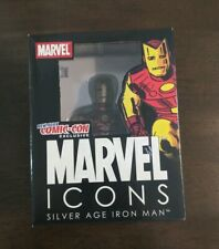 Marvel Icons Silver Age Iron Man 533/750 New York Comic-Con Exclusive Sealed