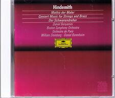 Hindemith | Symphony: Mathis der Maler  etc.| CD-Album
