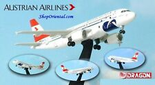 DRAGON WINGS AUSTRIAN Airlines A320 1:400 Diecast Commercial Plane Model 55339