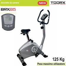 Toorx - BRX-85 Magnetica - Portata125kg Volano9kg Battito Cardiaco - Novità2017'