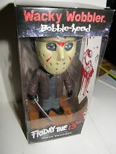 """Wacky Wobbler     jASON Voorhees  """"Friday the 13th"""" collectible"""""""