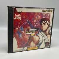 Jeu - Street Fighter Zero 3 Alpha - Sony - JAP - PS1 - Playstation 1