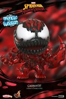 Hot Toys Venomized CARNAGE Spider-Man COSBABY Bobble-head COSB793 Figure